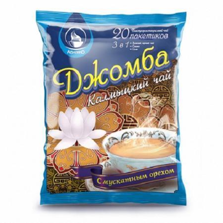 Чай Калмыцкий Джомба 3в1 240 гр