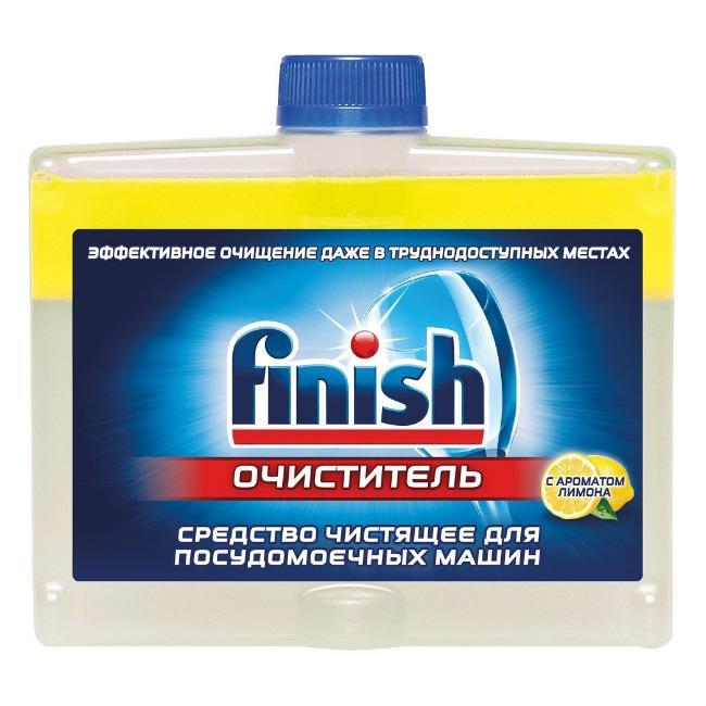 Средство чистящее для посудомоечных машин Finish С ароматом лимона