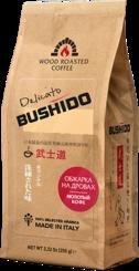Кофе Bushido Delicato молотый 250 гр.