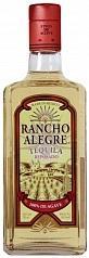 Текила Ранчо Алегре Голд Мексика