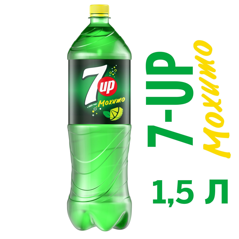 Газированный напиток 7 UP Мохито