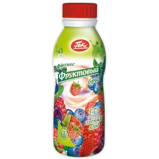 Напиток йогуртовый Гек фруктовый
