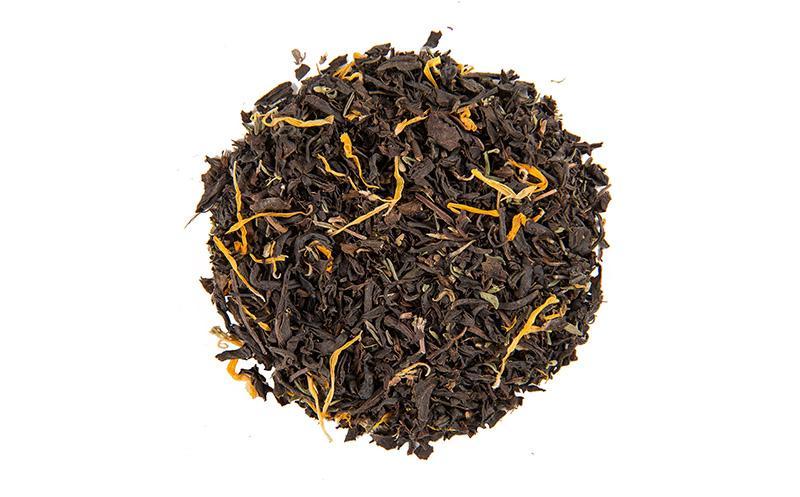 Чай Совет черный с чабрецом мелколистовой
