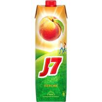 Нектар J7 Персиковый с мякотью