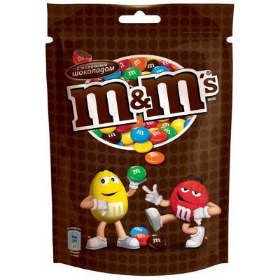 Шоколадное драже M&M's + игрушка Самолет