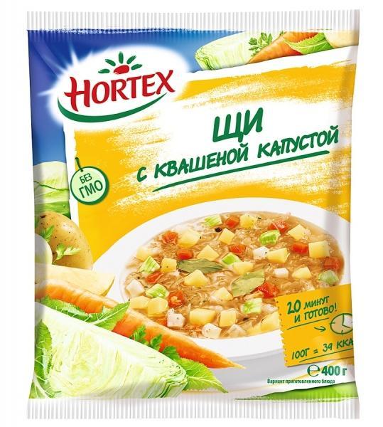 Полуфабрикат Hortex Щи с квашеной капустой