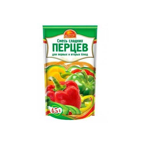 Приправа Русский аппетит Смесь сладких перцев для первых и вторых блюд