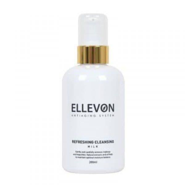 Молочко Ellevon Pefreshing Cleansing Milk освежающее очищающее