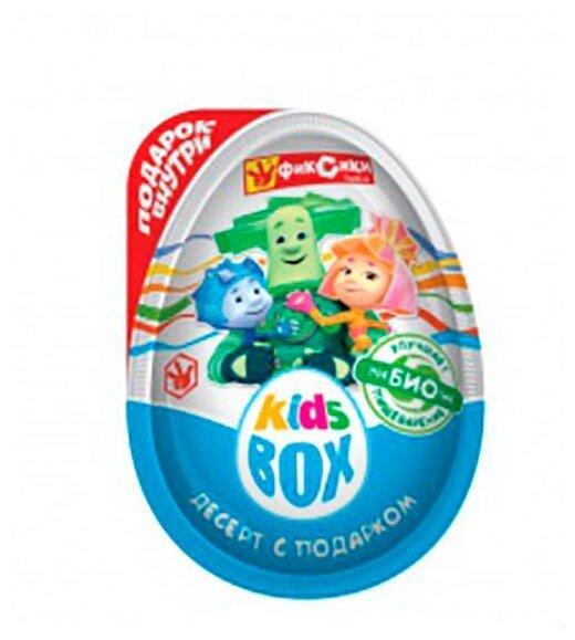 Десерт Конфитрейд KidsBox Фиксики с подарком