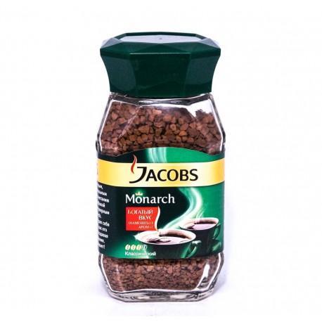Кофе Jacobs Монарх натуральный растворимый