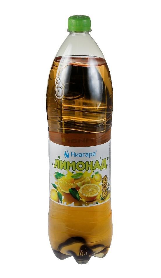 Газированный напиток Ниагара Лимонад