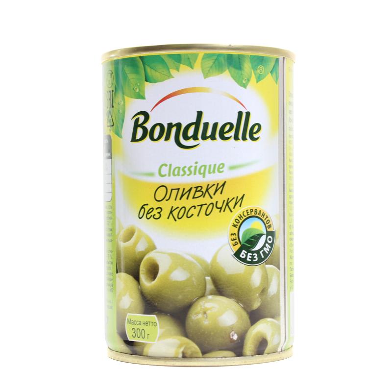 Оливки Bonduelle без косточки