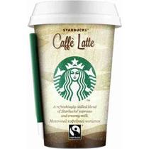 Кофейный напиток Starbucks Latte  220 гр.