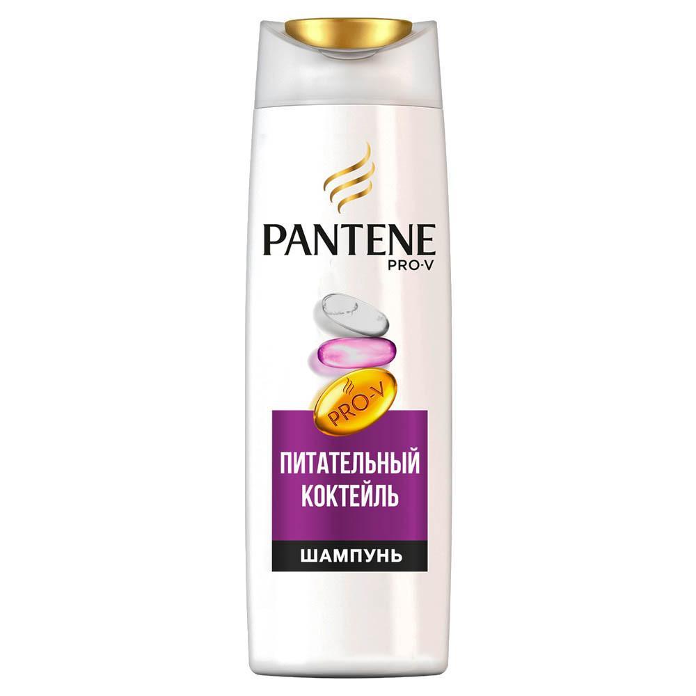 Шампунь Pantene Pro-V Питательный коктейль для ослабленных волос