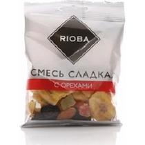 Смесь Rioba сладкая с орехами