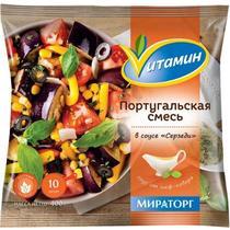 Смесь овощная Vитамин Португальская в соусе Серзеди