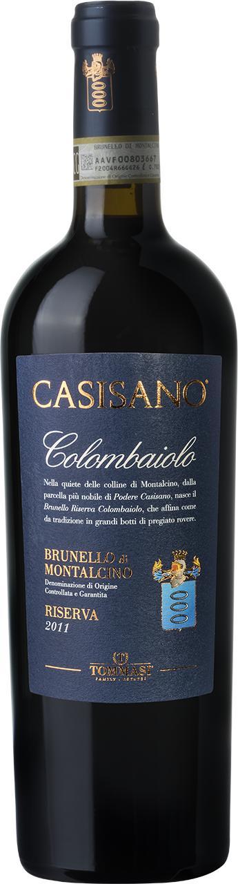 Вино Брунелло ди Монтальчино Ризерва Коломбайоло / Brunello di Montalcino Riserva Colombaiolo,  Санджовезе,  Красное Сухое, Италия