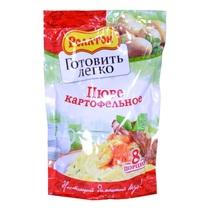 Пюре картофельное Роллтон