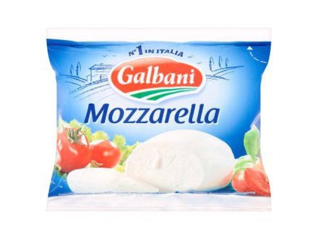 Сыр моцарелла в рассоле