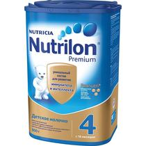 Детское молочко Nutrilon 4 Premium детская с 18 месяцев