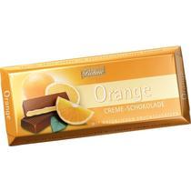 Шоколад темный Bohme Orange с кремово-апельсиновой начинкой, к/к 100 гр.