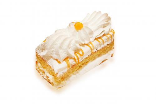Пирожное Слоянка с оригинальным декором и зефиром