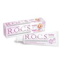 Зубная паста R.O.C.S Baby для малышей 0-3 года с липой
