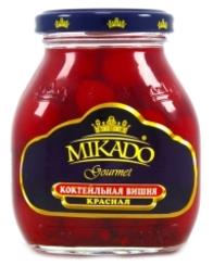 Консервы Micado Коктейльная вишня красная