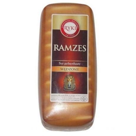 Сыр Ramzes с паприкой 50%