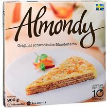 Торт Almondy миндальный замороженный