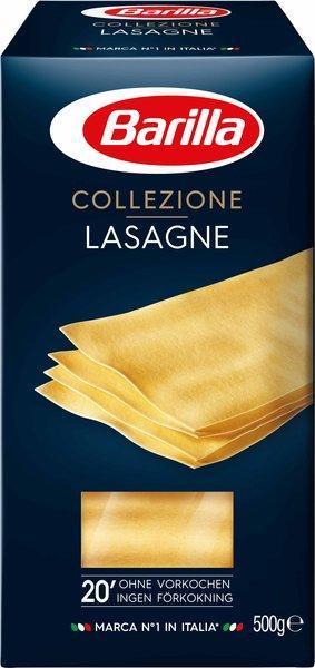 Макаронные изделия Barilla Lasagne Bolognesi Лазанья