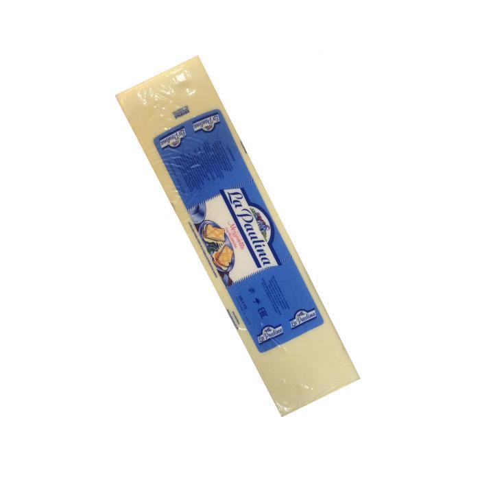 "Сыр Моцарелла ""LA PAULINA"" 42% (~3,5кг/шт)"