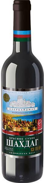 Вино Шахдаг, Азербайджан