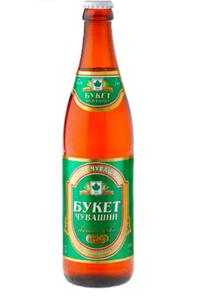 Пиво Букет Чувашии Светлое