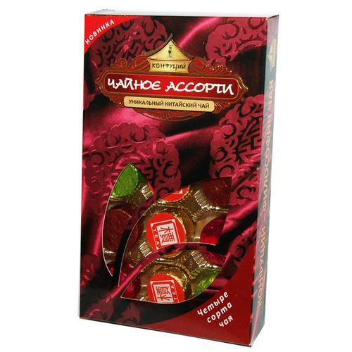 Набор чая Конфуций чайное ассорти
