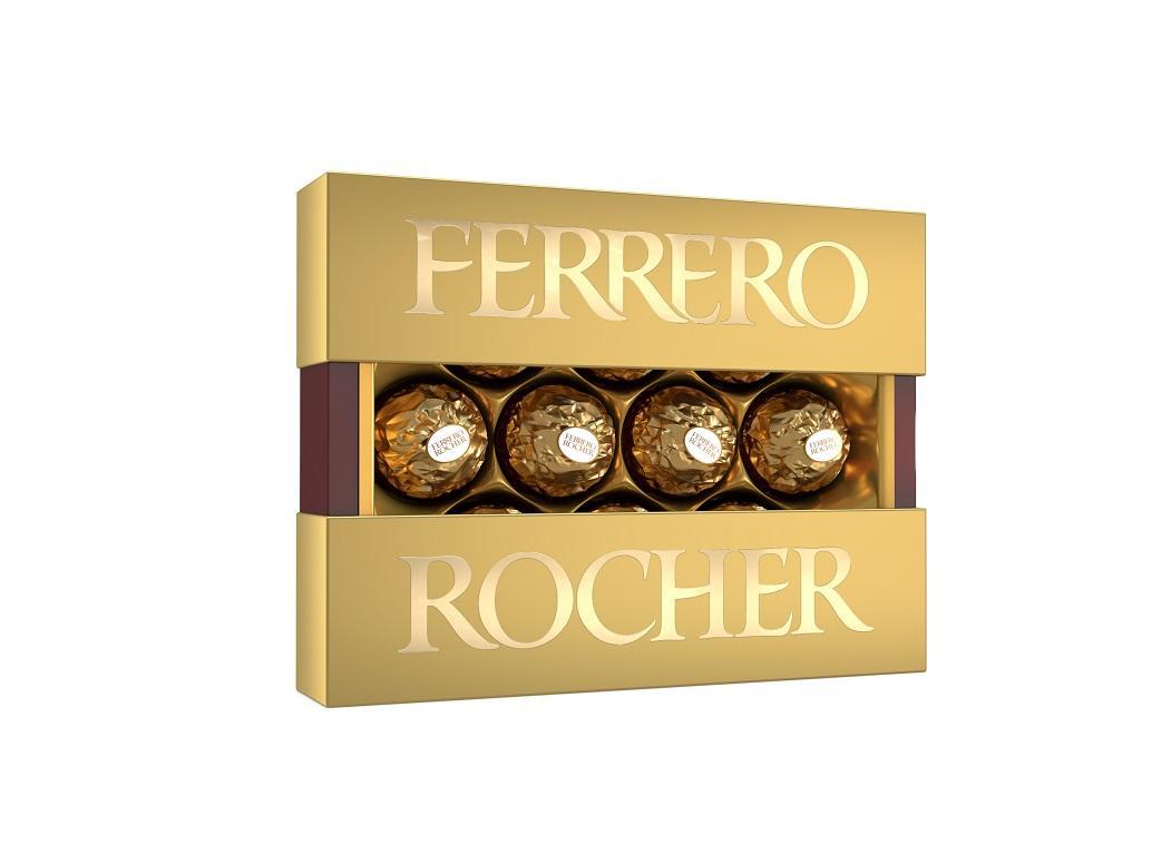 Конфеты Ferrero Rocher Премиум шоколадные