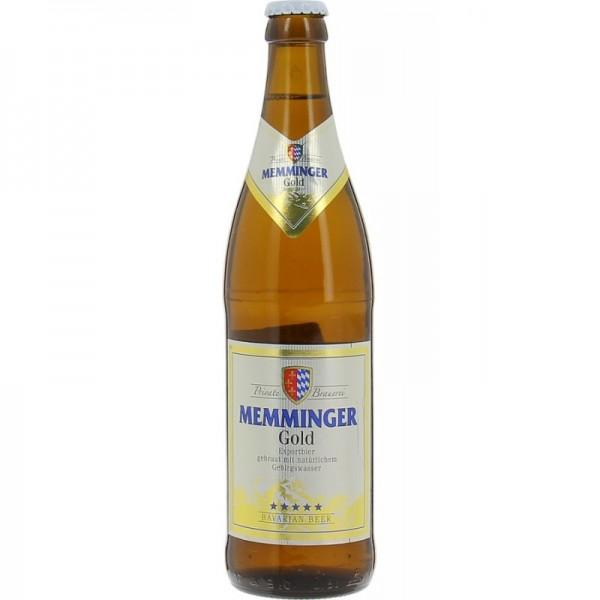 Пиво Memminger Gold 5,3%