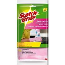 Перчатки Scotch-Brite кухонные размер L 1 пара