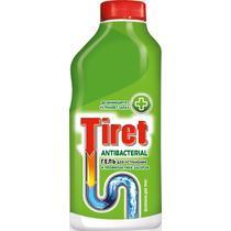 Гель для устранения и профилактики засоров Tiret Antibacterial