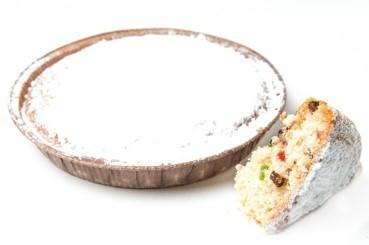 Пирог Нижегородский хлеб Постный с цукатами и изюмом