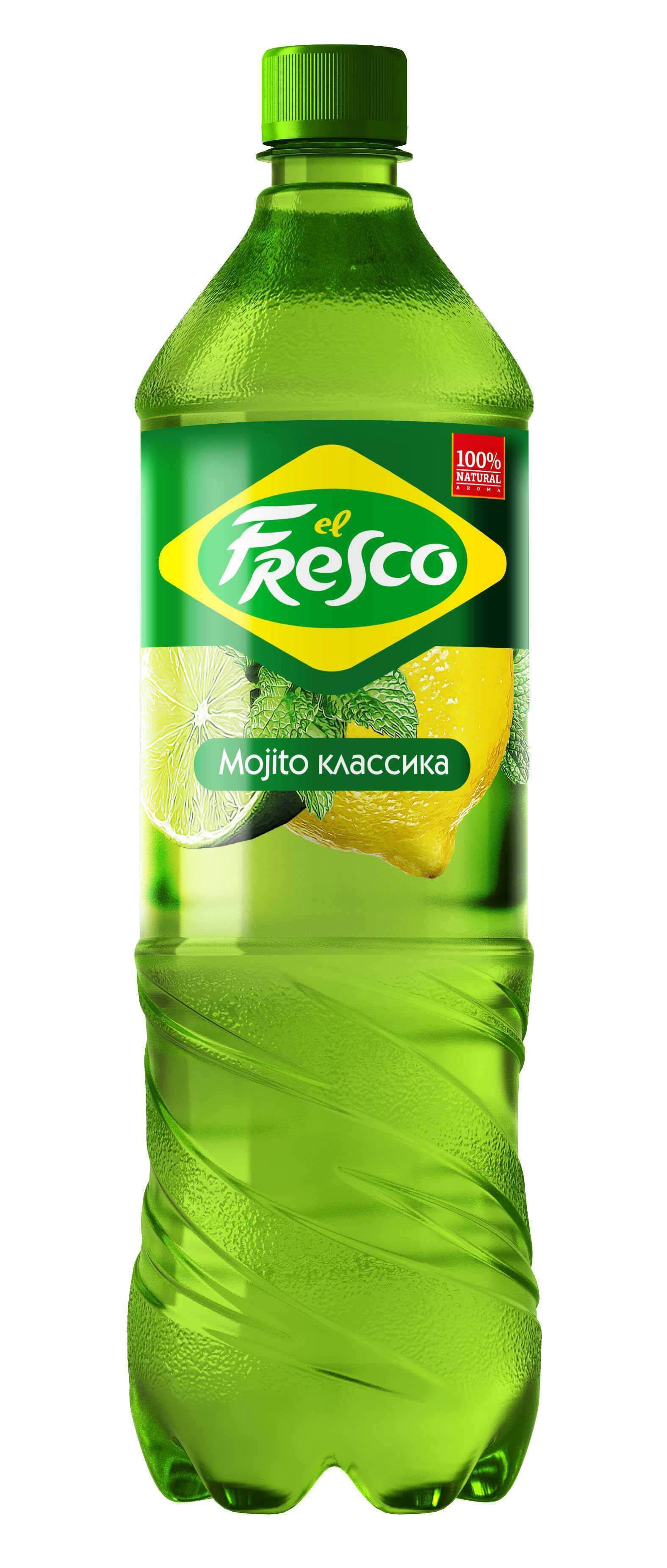 Лимонад Elfresco Мохито Классический
