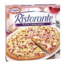 Пицца Dr.Oetker Ristorante Карбонара