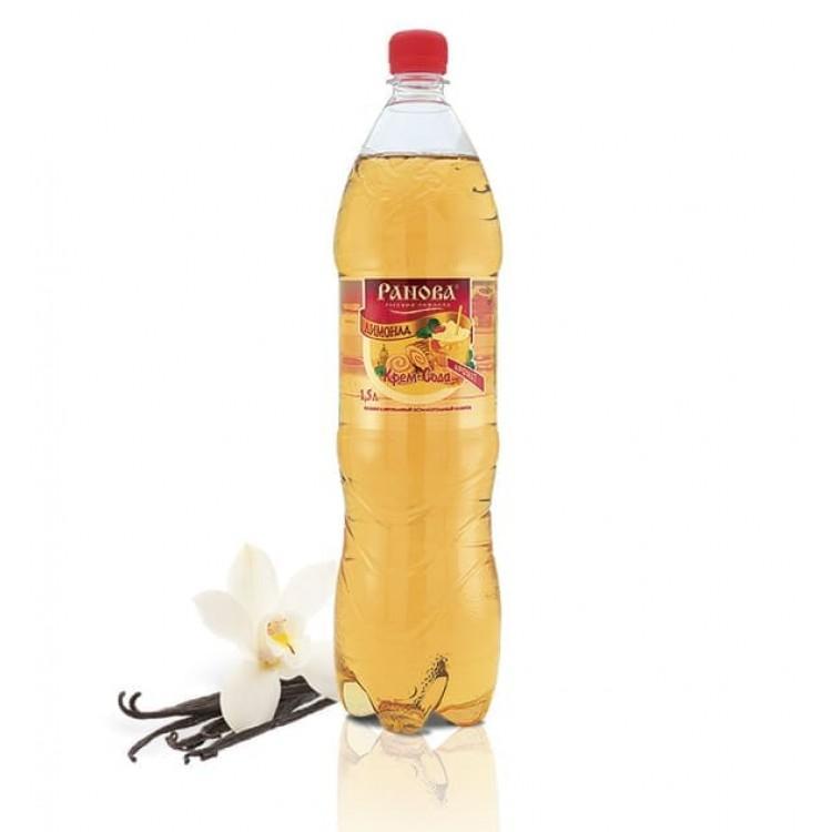 Лимонад Ранова Крем-сода