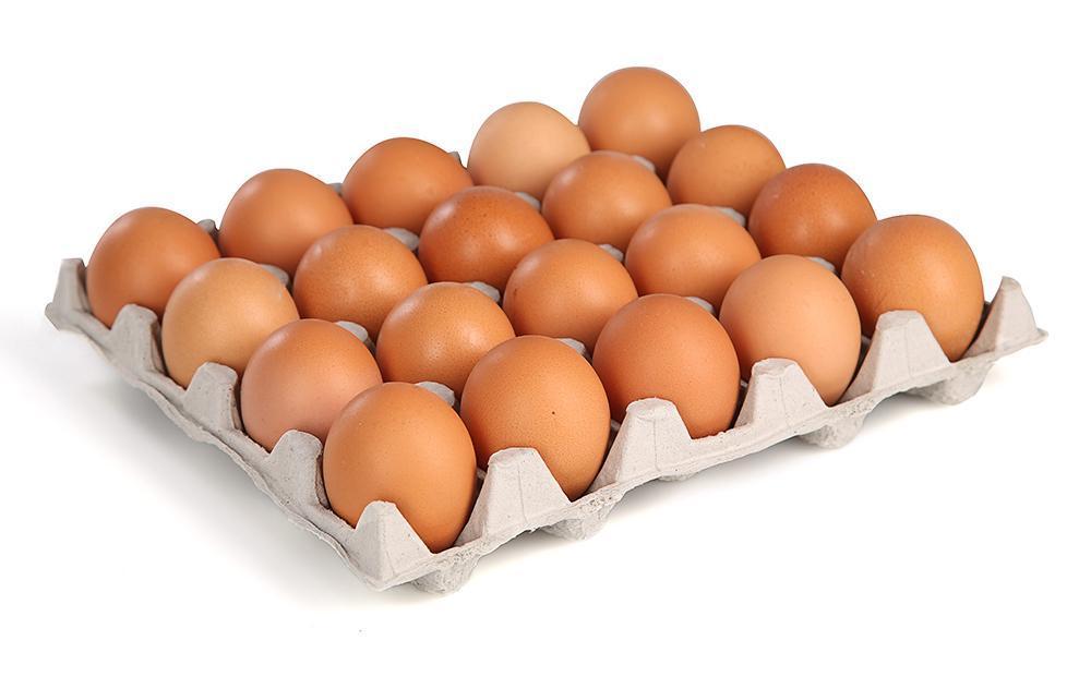 Яйцо куриное Окское СВ 20шт.