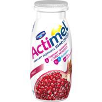 Кисломолочный напиток Actimel гранат 2,5%