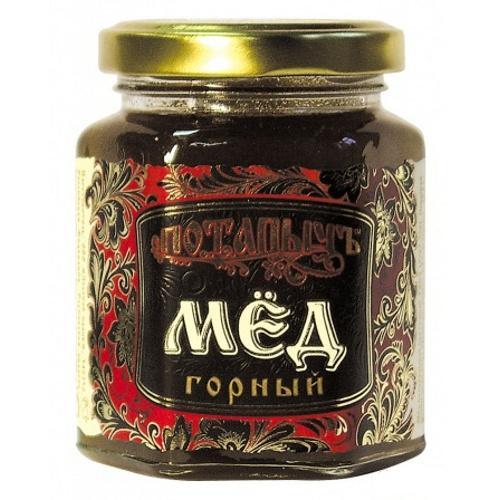 Мед Стоевъ Гречишный