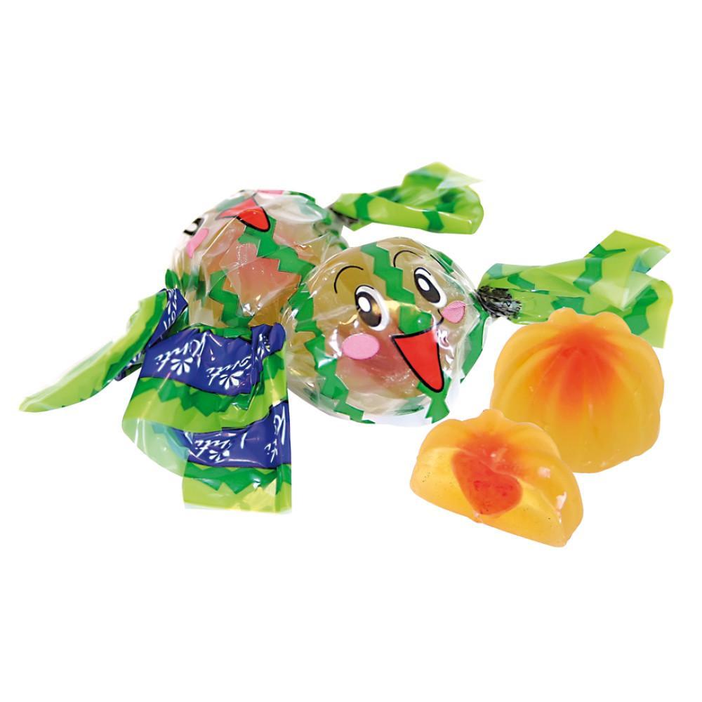 Конфеты Конти Живинка желейные со вкусом арбуза
