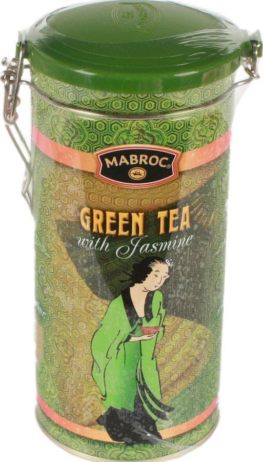 Чай зеленый Mabrok С жасмином
