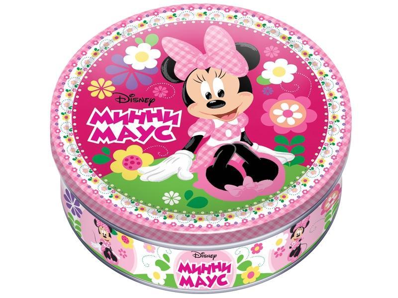 Печенье Minnie сдобное с кусочками шоколада