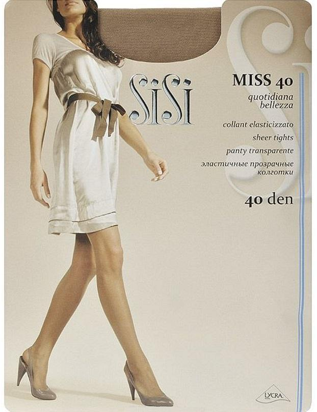 Колготки Sisi Miss 40den naturelle 3M